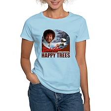 Cute Happy trees T-Shirt