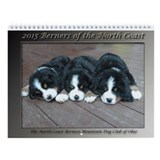 Bernese mountain dog calendar Calendars