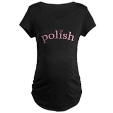 """Polish with Heart"" T-Shirt"