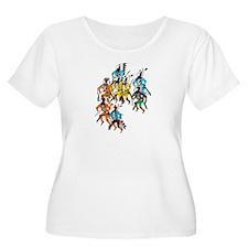 Shoshone Wolf Dancers T-Shirt