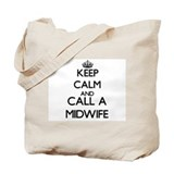 Call the midwife Canvas Totes