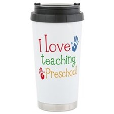 Cute Preschool Travel Mug