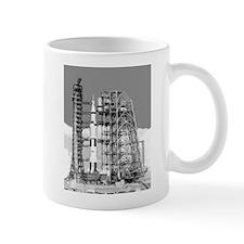 Saturn V Mug