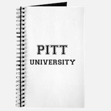 PITT UNIVERSITY Journal