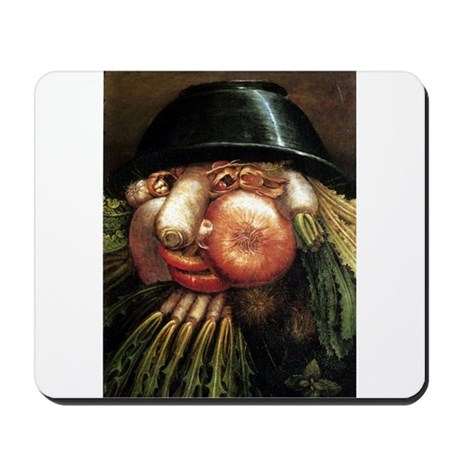 Vegetables Mousepad