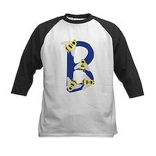 Bug Letter B Baseball Jersey