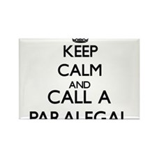 Keep calm and call a Paralegal Magnets