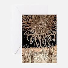 Shub Niggurath Greeting Cards (Pk of 10)