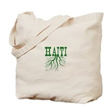 Haiti Roots Tote Bag