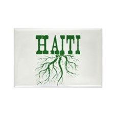 Haiti Roots Rectangle Magnet (10 pack)