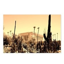 LDS Mesa Temple Postcards (Package of 8)