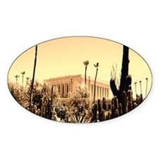 LDS Mesa Temple Decal