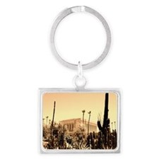 LDS Mesa Temple Keychains