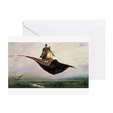 Magic Carpet Greeting Cards (Pk of 10)