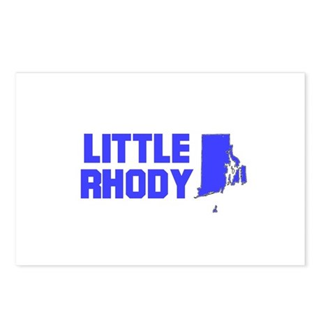 Little Rhody Postcards (Package of 8)