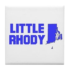 Little Rhody Tile Coaster