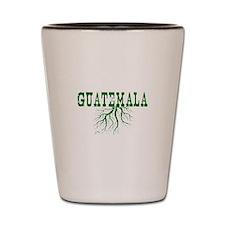 Guatemala Roots Shot Glass