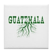 Guatemala Roots Tile Coaster