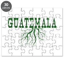 Guatemala Roots Puzzle