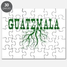 Guatemala Roots Puzzle