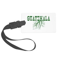 Guatemala Roots Luggage Tag