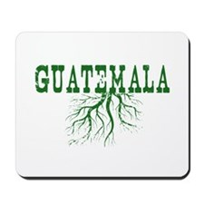 Guatemala Roots Mousepad