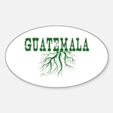Guatemala Roots Decal