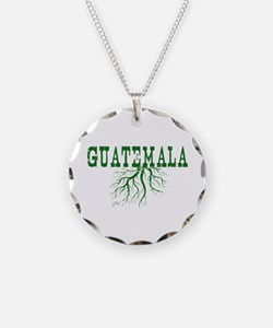 Guatemala Roots Necklace