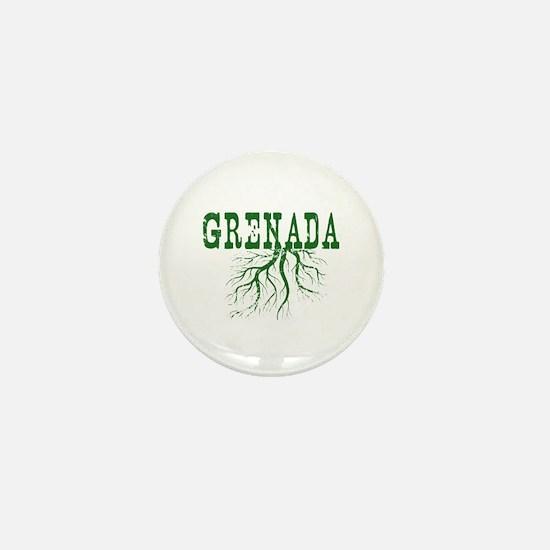 Grenada Roots Mini Button