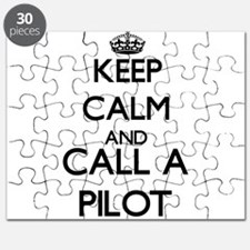 Keep calm and call a Pilot Puzzle