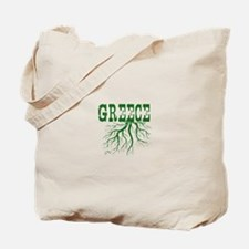 Greece Roots Tote Bag