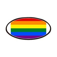 Gay Pride Flag Patches