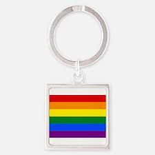 Gay Pride Flag Keychains