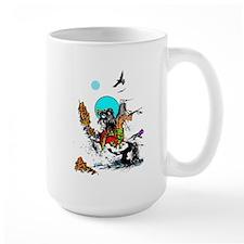 Distant Rider Mug