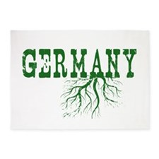 Germany Roots 5'x7'Area Rug