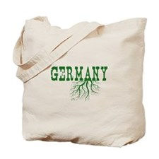 Germany Roots Tote Bag