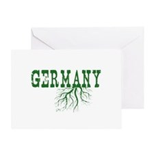 Germany Roots Greeting Card