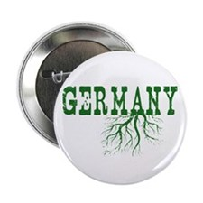 "Germany Roots 2.25"" Button"