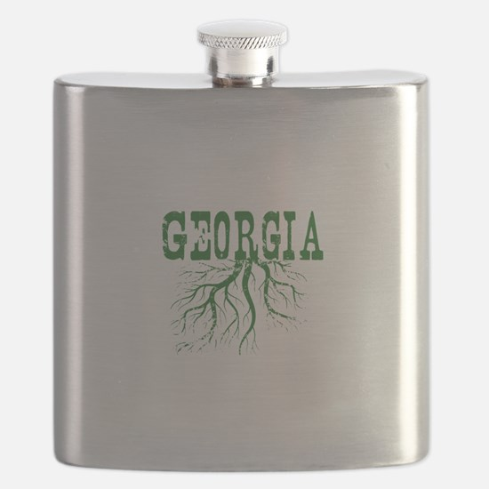 Georgia Roots Flask