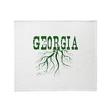 Georgia Roots Throw Blanket