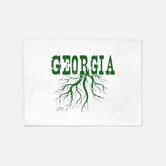 Georgia Roots 5'x7'Area Rug