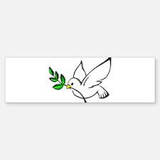 Peace Bumper Bumper Bumper Sticker