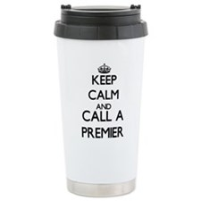 Keep calm and call a Pr Travel Mug