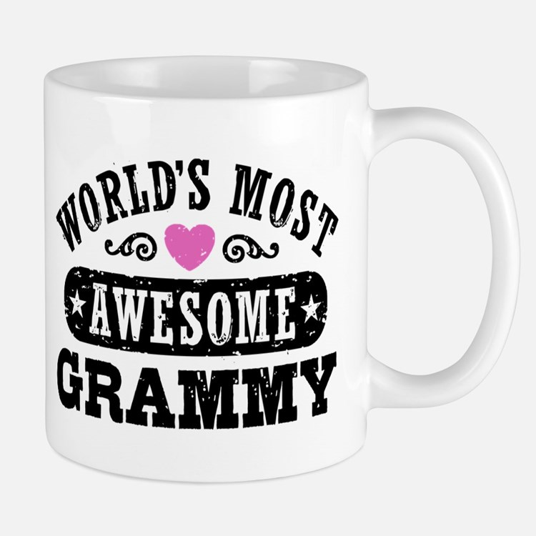 World's Most Awesome Grammy Mug