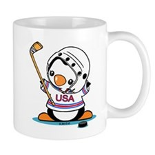 Ice Hockey Popo (1) Mug