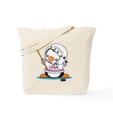 Ice Hockey Popo (1) Tote Bag