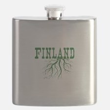 Finland Roots Flask