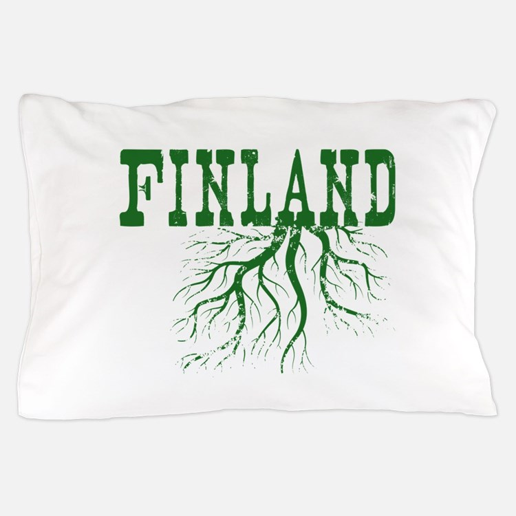 Finland Roots Pillow Case