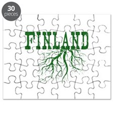 Finland Roots Puzzle