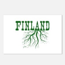 Finland Roots Postcards (Package of 8)